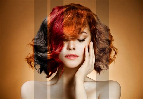 coloring hair advanced colouring highlights with matrix hair colour