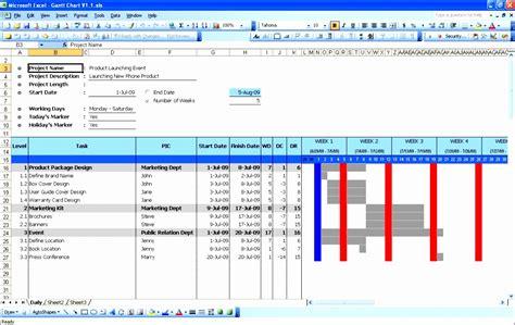 10 Gantt Chart Excel Template Xls Exceltemplates Exceltemplates Cool Excel Chart Templates