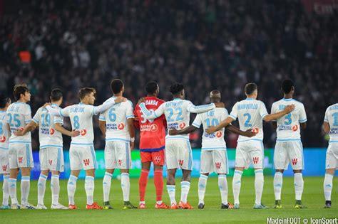 Calendrier 9eme Journee Ligue 1 Photos Om Equipe Marseille 04 10 2015 Psg