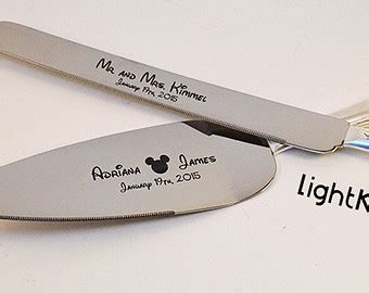 Wedding Cake Knife Set South Africa by Wedding Cake Servers Knives Etsy
