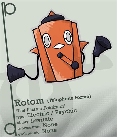 best rotom form new rotom telephone forme by concore on deviantart