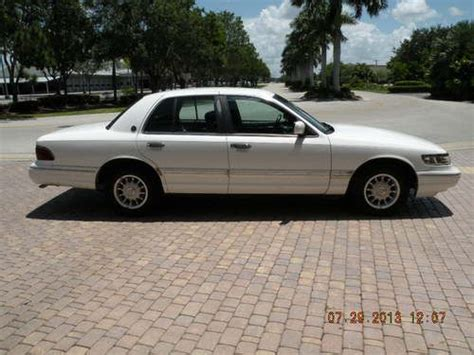 auto air conditioning service 1996 mercury grand marquis spare parts catalogs find used 96 mercury grand marquis ls white in fort myers florida united states