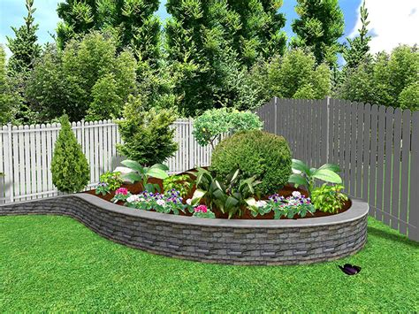 Small Backyard Flower Garden Ideas Garden Ideas