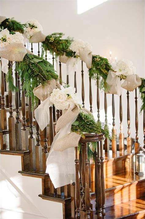40 gorgeous banister decorating ideas celebration all about