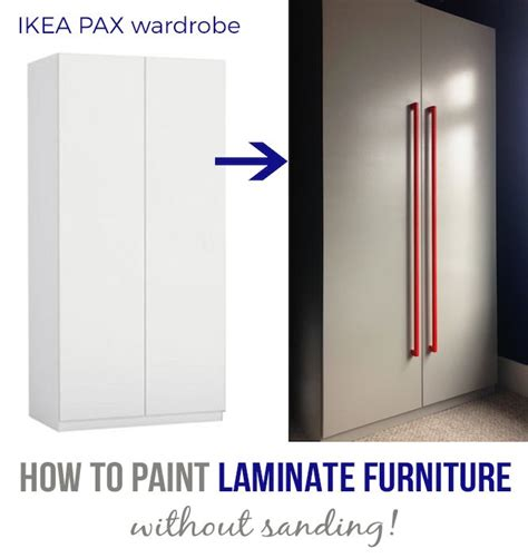 Can You Paint Laminate Wardrobes by Best 25 Paint Furniture Ideas On