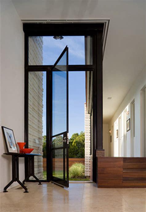 Glass Door For House Waterfront House Glass Door