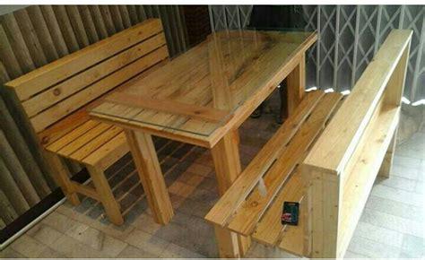 Kursi Kayu Bekas Palet ide kreatif dari kayu bekas palet pabrik jati belanda