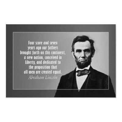 biography of abraham lincoln in spanish abraham lincoln quote on success poster lincoln quotes