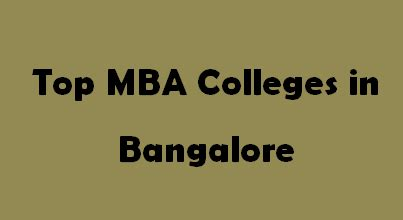 Mba Marketing In Bangalore For Experienced by Colleges For Mba In City Of Garden Your Ideas With