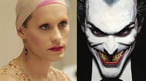 Jared leto to play the joker in the suicide squad nerd reactor