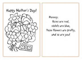 mothers day colors s day coloring part 3