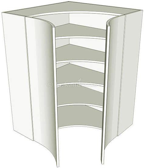 Kitchen Cabinets Flat Pack bowfell corner dresser pantry unit lark amp larks