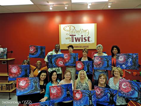 painting with a twist painting with a twist in middletown delaware