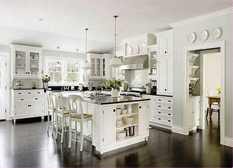 White Kitchen Wall Cabinets Best Kitchen Wall Colors With White Cabinets Kitchen And Decor