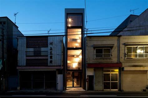 japan skinny house six foot wide japanese house is quot where people and cats