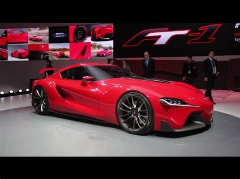 When Was Toyota Created Toyota Ft 1 How And Why Its Designers Created This