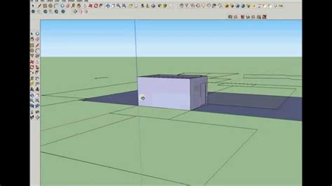 sketchup layout dwg import sketchup import dxf dwg file and carport draw youtube
