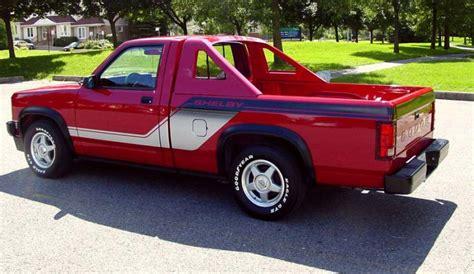 1989 dodge dakota shelby 1989 dodge shelby dakota 10 900 00 turbo dodge forums