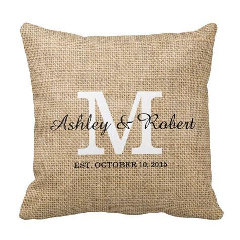 Burlap Wedding Pillows by Best 10 Burlap Pillows Ideas On Pillow Ideas