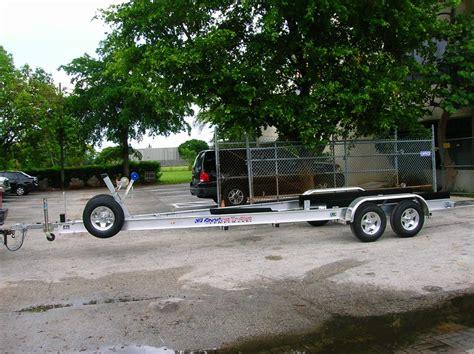 aluminum boat trailer guide posts new custom aluminum boat trailers boats fishing and
