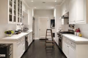 white galley kitchen ideas 40 best galley kitchen ideas 1589 baytownkitchen