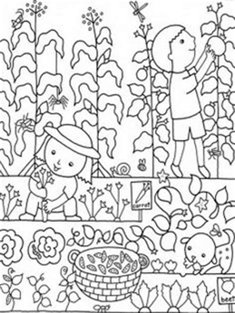 printable garden images 1000 images about coloring pages on pinterest coloring