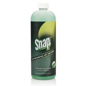Snap Clean Dishwashing snap dishwashing liquid is a superior cleaning formula