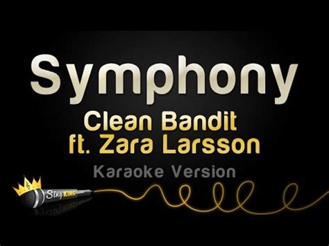 zara larsson symphony instrumental mp3 download download clean bandit symphony lyrics feat zara larsson mp3