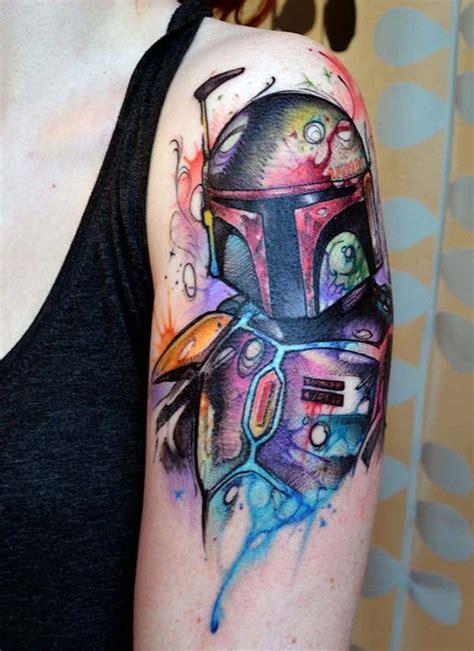 boba fett tattoo designs 50 amazing wars designs tattooblend