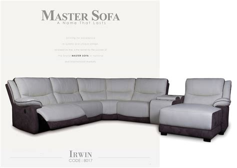 master sofa industries sofa with recliners johnmilisenda com