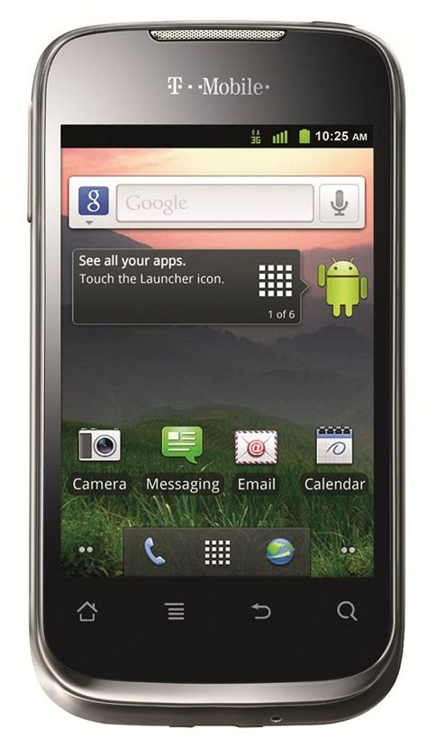 huawei prism basic android bluetooth wifi  phone