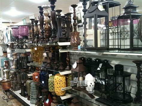a bazillion candle holders yelp