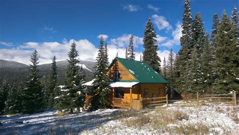 secluded colorado log cabin with expansive vrbo