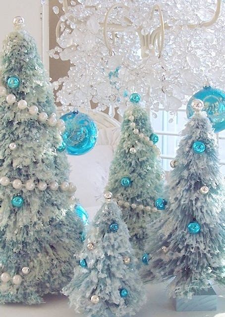 aqua blue christmas lights 221 best a blue silver christmas images on pinterest