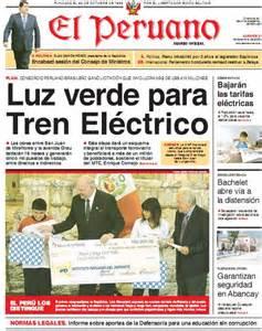 el trome diario peruano diario el peruano 03 12 2009 171 cholo marketing