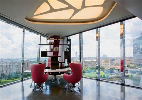 7 modern office interiors in different styles home office