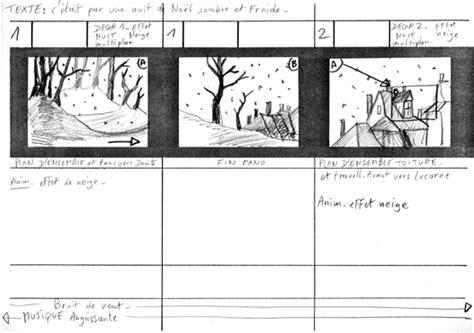 sle script storyboard comment faire du dessin anim 233 page 3 storyboard