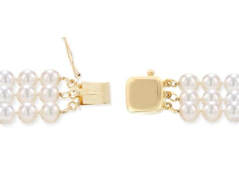 box clasps for jewelry strand necklace golden box clasp pearl clasp