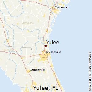 yulee florida map best places to live in yulee florida