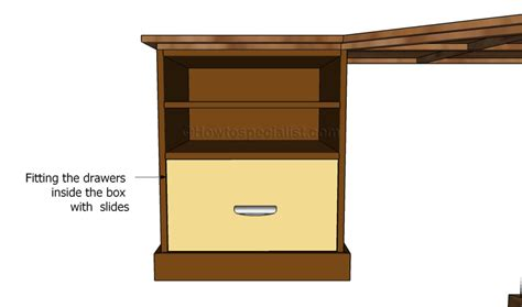 How To Build A Corner Desk How To Build A Corner Desk Howtospecialist How To Build Step By Step Diy Plans