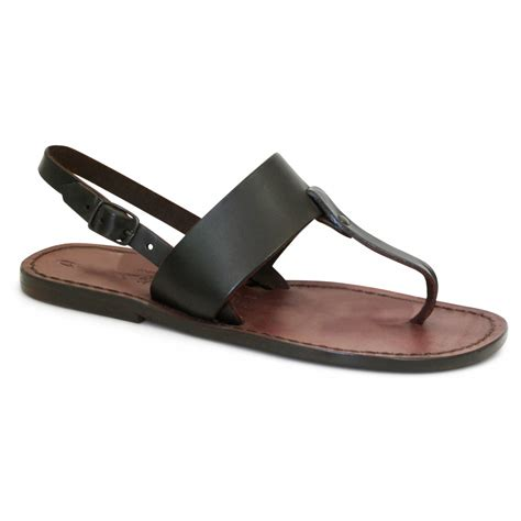 Handmade Leather Sandals Uk - sandals for handmade in brown leather