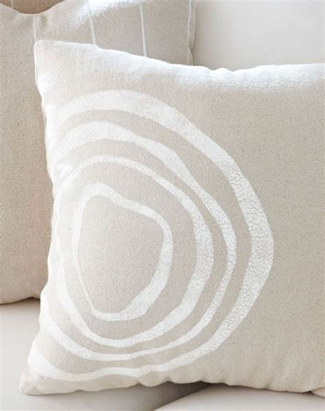 17 best ideas about stenciled pillows on diy