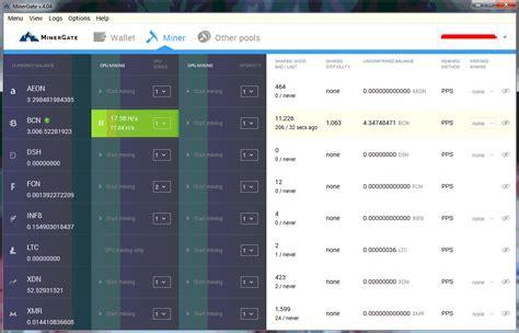bitcoin guiminer tutorial bitcoin tutorial mining gratis dengan minergate