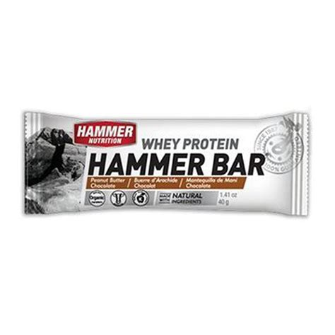 protein bars hammer whey protein bar protein recovery bar hammer