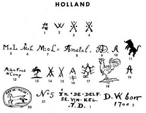Mccoy Vase Value Antique Delft Pottery Marks