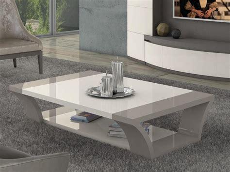 Aleal Carlotta Coffee Table   High Gloss Coffee Table
