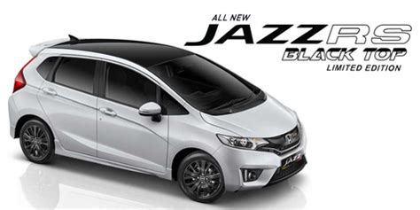 Uchida Black Limited honda banjarmasin honda jazz rs black top limited edition