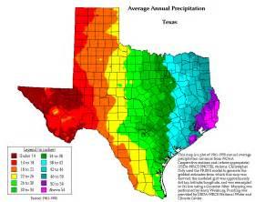 Average Temperature Tx Average Annual Precipitation In Maps