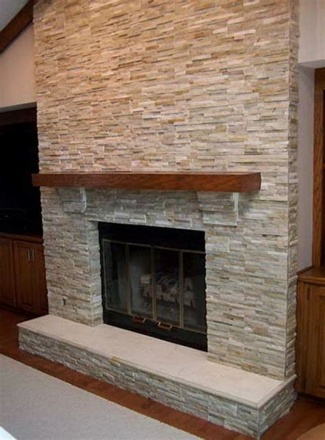 24 best Fireplace Stone images on Pinterest   Fireplace
