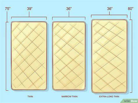 what are the measurements for a full size bed c 243 mo medir el tama 241 o de tu cama 10 pasos con fotos
